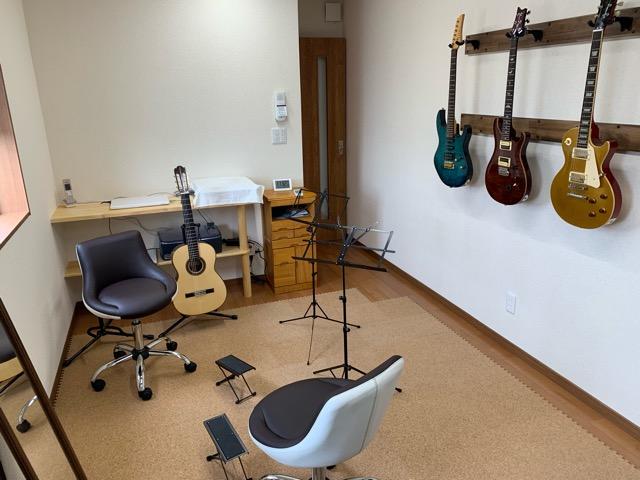 浜松市ギター教室