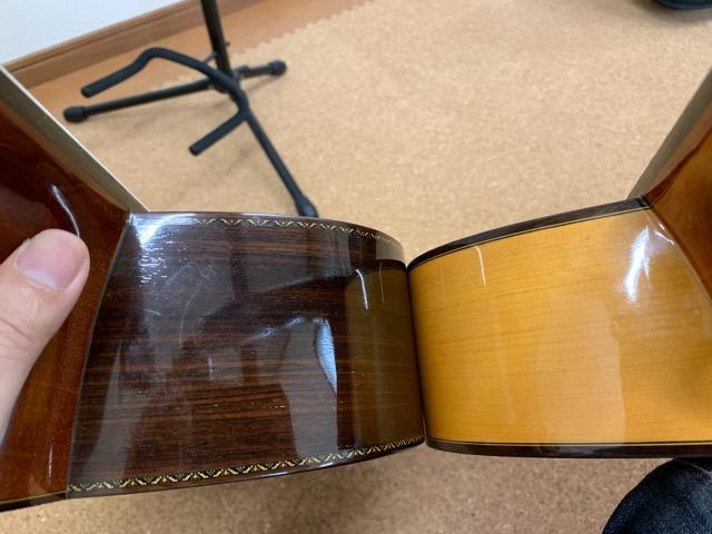 クラシックギターとフラメンコギター3