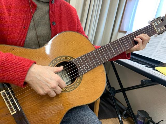浜松市ギター教室 初心者の方大歓迎