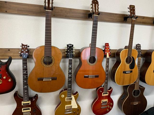 浜松市ギター教室 貸出用ギター