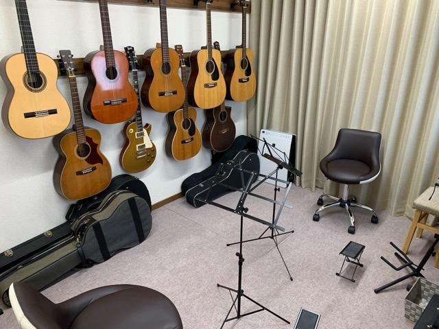 浜松市のギター教室、ハミングギター船越教室